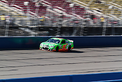 Fontana, CA/USA (Saturday, March 23, 2013) -  NASCAR Sprint Cup Series Driver Danica Patrick drives car #10 during practice at the Auto Club Speedway in Fontana, CA   PHOTO © Eduardo E. Silva/SILVEX.PHOTOSHELTER.COM.