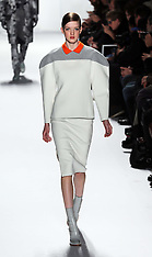 FEB 09 2013 Lacoste show at New York Fashion Week A/W 13