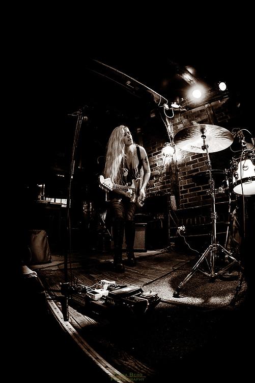 Christina Skjølberg Trio @ Stavanger Bluesclub 27.10 2015, Dickens, Stavanger, Norway.