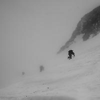 Outdoor: A Winter Attempt on Mt. Rainier