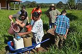 BPF Water Well Drilling Team in Yotau, June 2015