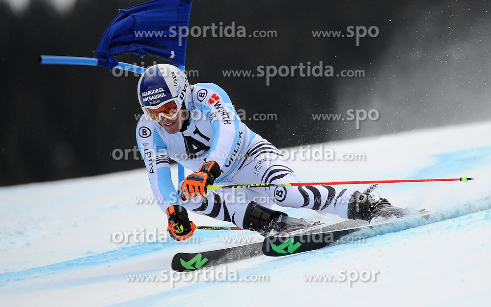 07.12.2014, Birds of Prey Course, Beaver Creek, USA, FIS Weltcup Ski Alpin, Beaver Creek, Herren, Riesenslalom, 1. Lauf, im Bild Fritz Dopfer (GER) // Fritz Dopfer of Germany in actionduring the 1st run of men's Giant Slalom of FIS Ski World Cup at the Birds of Prey Course in Beaver Creek, United States on 2014/12/07. EXPA Pictures © 2014, PhotoCredit: EXPA/ Erich Spiess