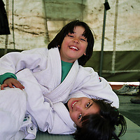 Judo for fred (Judo for peace)