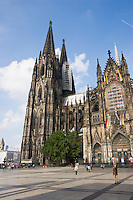 The city of Cologne in Germany