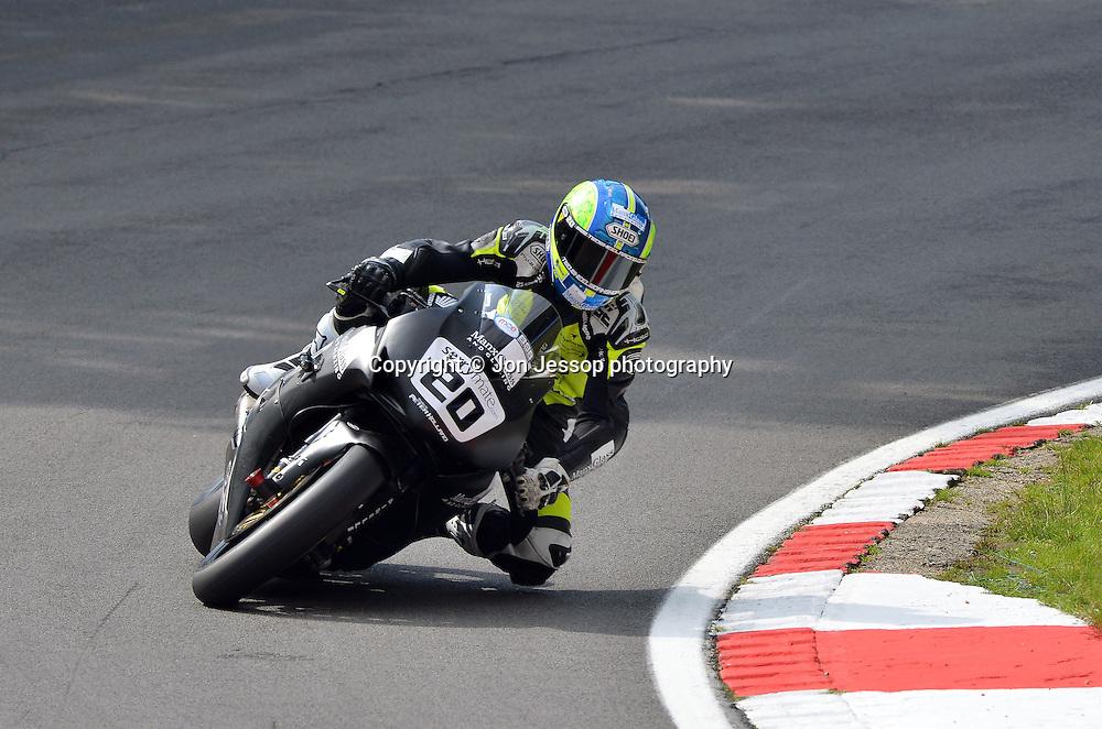 #20 Jenny Tinmouth Two Wheel Racing Honda British Superbikes