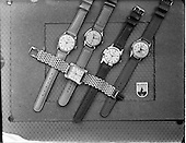 1952 - Jameson Watches for Domas Ltd.