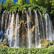 CROATIA: Plitvice Lakes