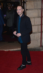 Dan Gillespie Sells attends Memphis Press Night at The Shaftesbury Theatre, Shaftesbury Avenue, London on Thursday 23rd October 2014