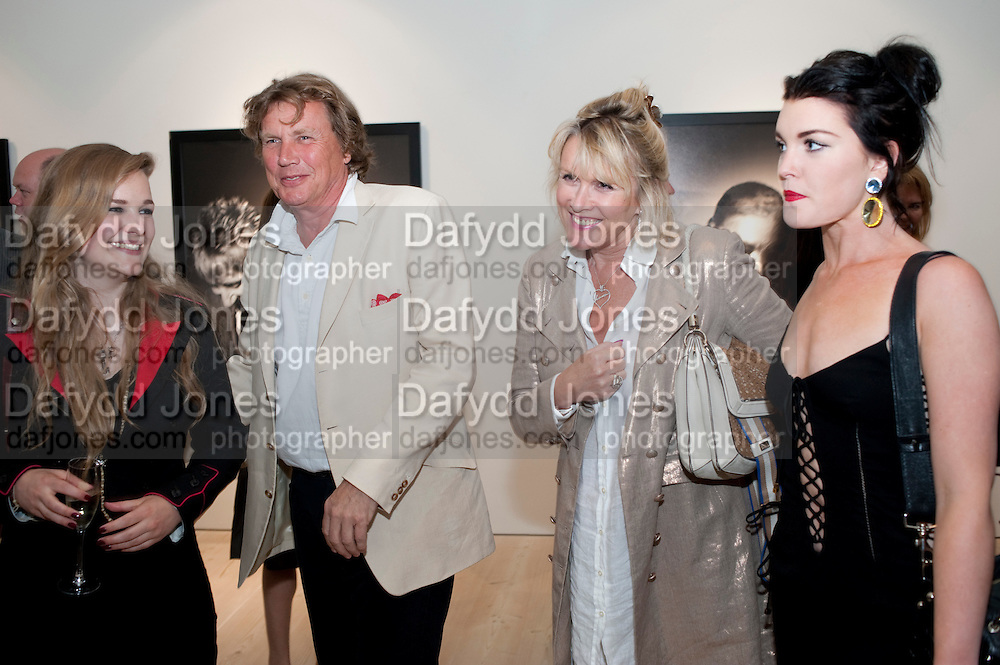 FUSCHIA FENNELL; THEO FENNELL; LOUISE FENNELL; COCO FENNELL; , Hear the World Ambassadors &ETH; An Exhibition of Photography by Bryan Adams , The Saatchi Gallery. Sloane sq. London. 21 July 2009. Hear the World - an initiative by Phonak, aims to raise international awareness about hearing and hearing loss<br /> FUSCHIA FENNELL; THEO FENNELL; LOUISE FENNELL; COCO FENNELL; , Hear the World Ambassadors ? An Exhibition of Photography by Bryan Adams , The Saatchi Gallery. Sloane sq. London. 21 July 2009. Hear the World - an initiative by Phonak, aims to raise international awareness about hearing and hearing loss