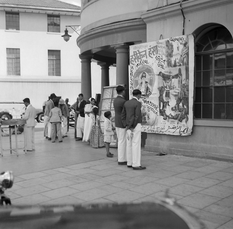 Cinema, Nairobi, Kenya, Africa, 1937
