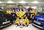 12-03-2015 Ferry Athletic 2004s sponsorship pictures