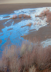 Medano Creek, Great Sand Dunes National Park & Preserve.