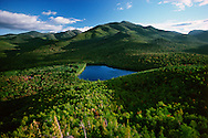 Mt. Jo Trail, Heart Lake, Adirondack Park, New York