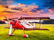 Habersham County Airport in Cornelia, Georgia.
