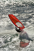 Margaret River Wind Surfing Competition 8th February 2014 - Photograph by David Dare Parker