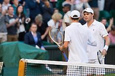 160705 Wimbledon Day 9