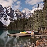 4138 BF ~ Lake Morraine, Banff NP