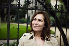 Memona Hintermann (Paris, May 2010)