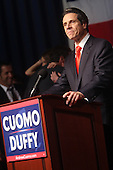 Andrew Cuomo wins the Governorship in New York State ushering in a New Government