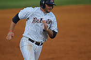Ole Miss' Sikes Orvis (24) scores vs. Arkansas State at Oxford-University Stadium in Oxford, Miss. on Wednesday, March 27, 2013.