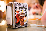 Coca Cola Napkin Dispenser - Aug 2014.