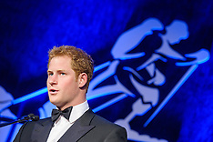 MAY 30 2013 Prince Harry Walking With The Wounded Ball