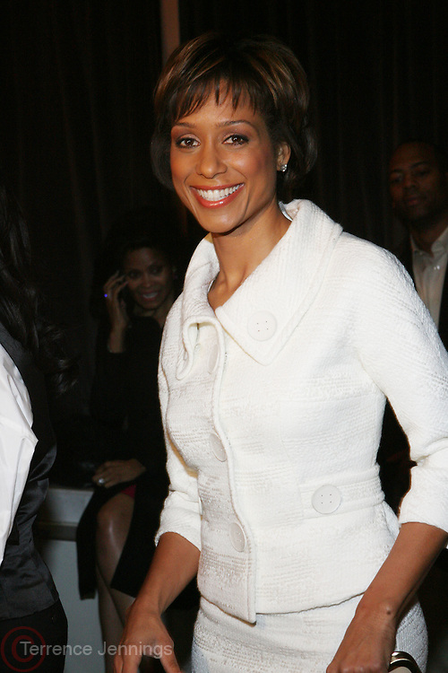 Sade Baderinwa at The National CARES Mentoring Movement Gala held at ESPACE on December 2, 2008 in NYC..National CARES is a mentor-recruitment movement that works ti fill the pipeline of youth-supporting organizations throughout the country with mentors. Its mission is to save a generation by outting a caring adult in the life of every at-risk child and those who have already fallen in peril.