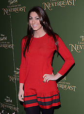 7 DEC 2014 Tinkerbell and the Legend of the Neverbeast Gala Screening