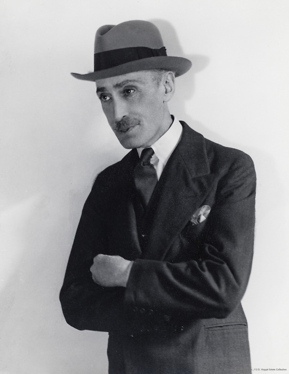 Leonard Merrick, writer, England, UK, 1937