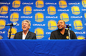 20111201 - Golden State Warriors Press Conference