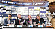 Budapest Final Six Press Conference