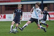 15-05-2016 Dundee FC Academy play on Dens Park
