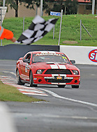 Car #71I Action Racing.Marcus Zukanovic, Allan Simonsen, Jason Bright.Ford Mustang Shelby.Armor All Bathurst 12hr Race.February 13th & 14th 2010.Mt Panorama Circuit, Bathurst, NSW, Australia.(C) Joel Strickland Photographics.Use information: This image is intended for Editorial use only (e.g. news or commentary, print or electronic). Any commercial or promotional use requires additional clearance.