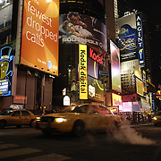 Times Square. NYC, New York