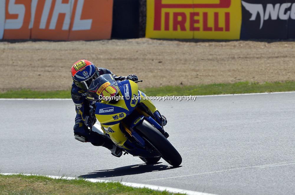 #40 Tarran Mackenzie Team WD-40 Kawasaki Superstock 600