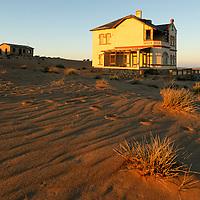 Pomona Village, Sperrgebiet, Luderitz, Karas Region, Namibia