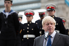 JUN 23 2014 Mayor of London  to honour members of the Armed Forces