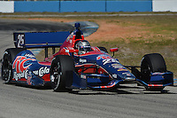 Marco Andretti, Sebring test, 2/19/2013