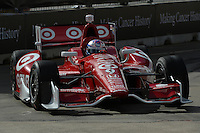 Scott Dixon, Shell and Pennzoil Grand Prix of Houston, Streets of Reliant Astrodome, Houston, TX USA 10/05/2013