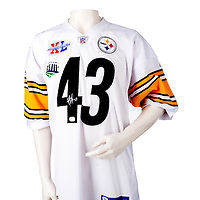 Show your support for Tony Polamalu of the Pittsburgh Steelers