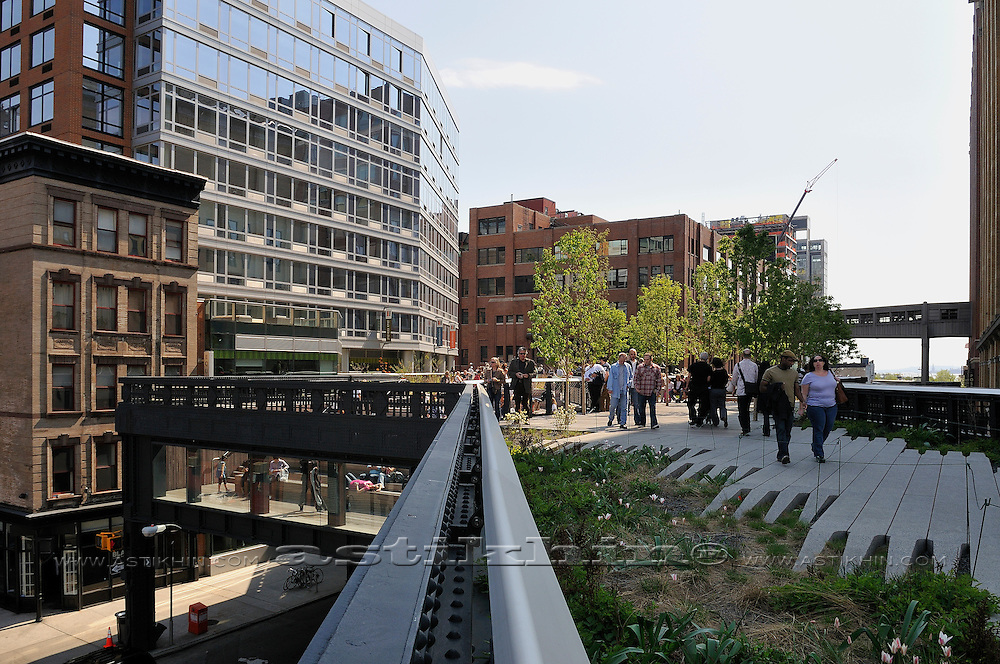 New Park in New York City