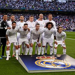 160504 Real Madrid v Man City