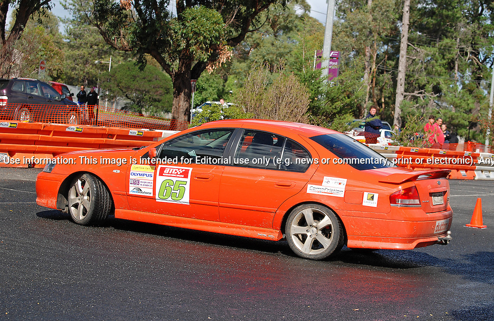 Australian Tarmac Challenge - Victoria .Broadford Raceway & town centre .Broadford, Victoria.11th April 2010.(C) Sarah Strickland/Joel Strickland Photographics.Use information: This image is intended for Editorial use only (e.g. news or commentary, print or electronic). Any commercial or promotional use requires additional clearance.