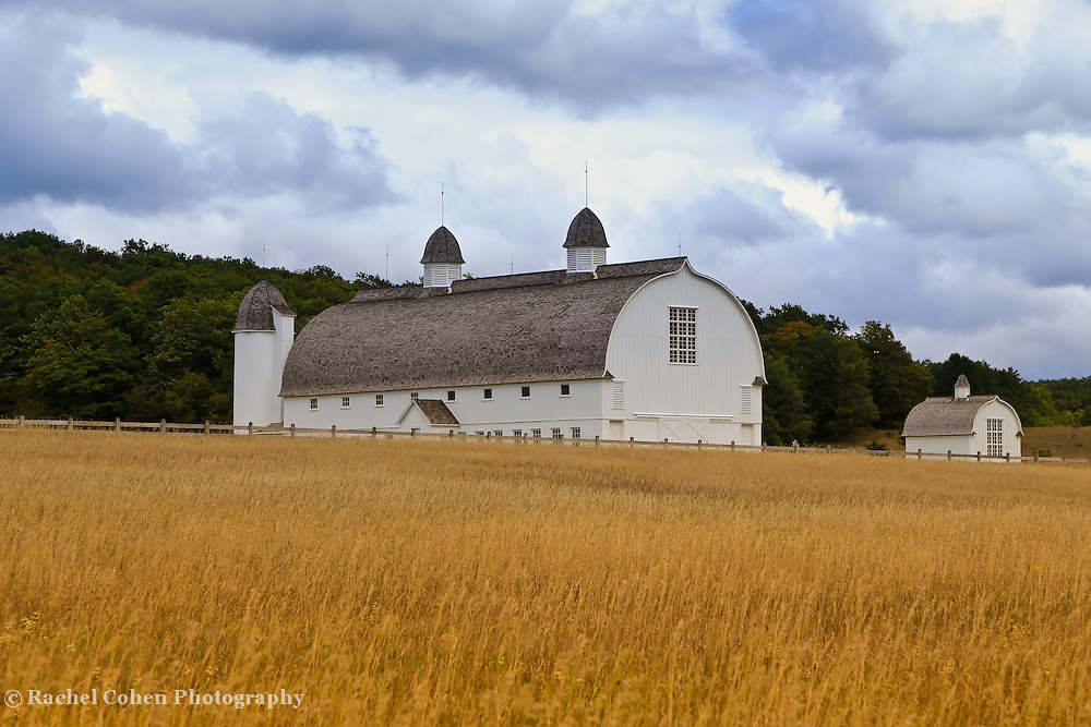 &quot;The White Barn&quot;<br />