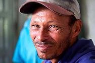 Man in Yumuri, Guantanamo, Cuba.