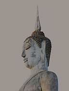 Buddha Statue, Wat Mahathat, Sukhothai Historical Park, Limited edition of 50, Thailand,