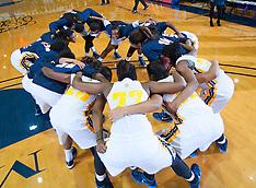 2014-15 A&T Women's Basketball vs Savannah State