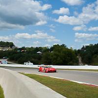 #61 Risi Competizione Ferrari F430 GT: Toni Vilander, Pierre Kaffer