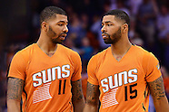 NBA: Sacramento Kings at Phoenix Suns//20141107