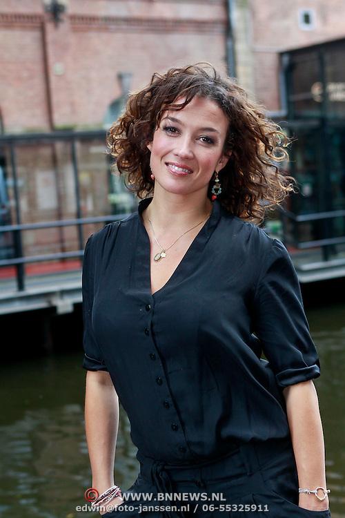 NLD/Amsterdam/20110519 - Verkiezing Mooiste Benen van Nederland 2011, Katja Romer - Schuurman